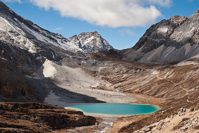 Milk Lake, Yading