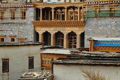 Ganden Sumtseling Monastery, Zhongdian, Yunnan Province