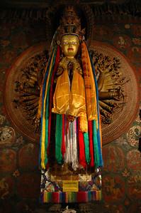 Pelkor Chode monastery, Gyantse