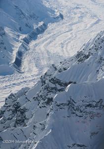 Alaska Outtakes--Flying over Denali 4.