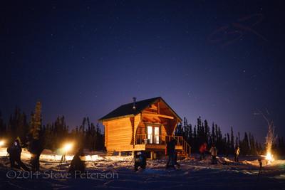 Alaska Outtakes--Starry night 1.