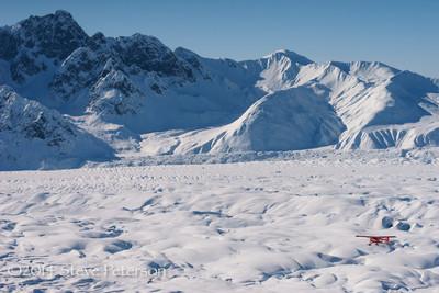 Alaska Outtakes--Flying over Denali 3.