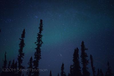 Alaska Outtakes--Starry night 2.