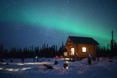 Alaska Outtakes--Starry night 3.