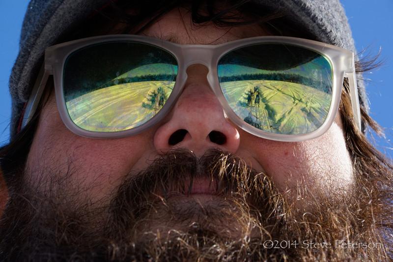 Alaska Top Ten--Musher's-eye view.