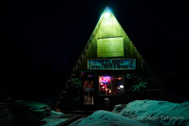 Alaska Top Ten--Tee Pee.