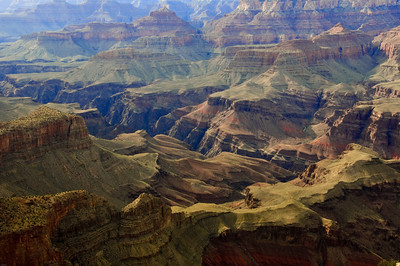 Moran Point, Grand Canyon National Park    2009