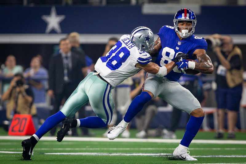 Giants Cowboys Football