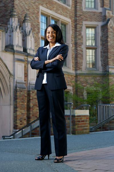 Kiyosha Ratliff, for the University of Washington Business Magazine