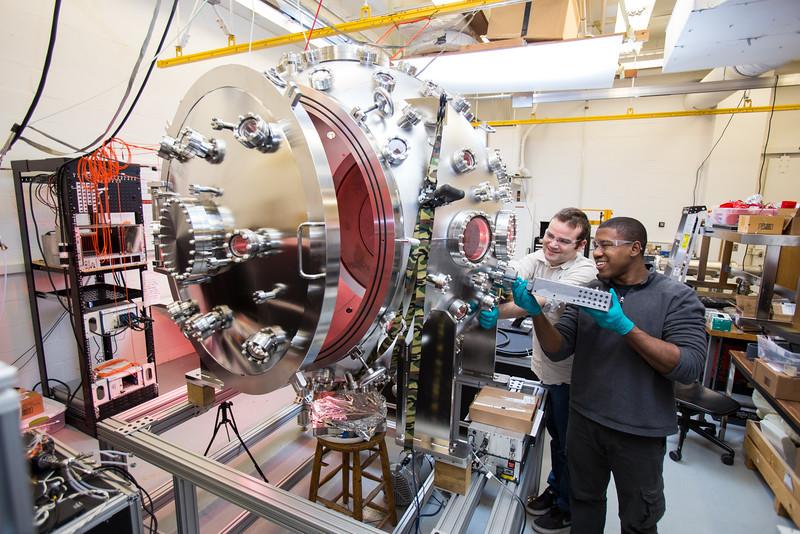 Plasma research at UW