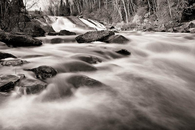 Along Beaver River