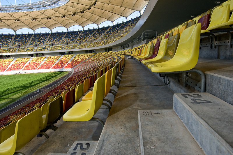 Master View | Arena Stadium Bucharest