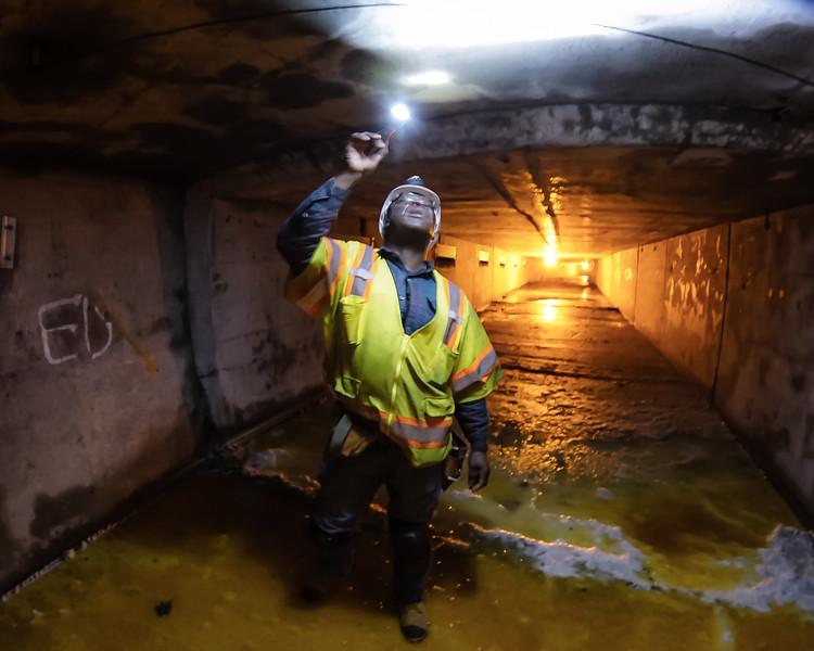 Boston Underground.