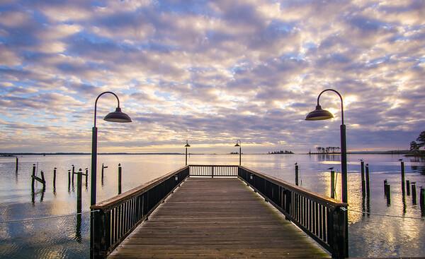 Dreamy Rappahanock Sunrise.