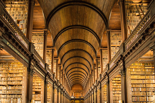 The Long Room.