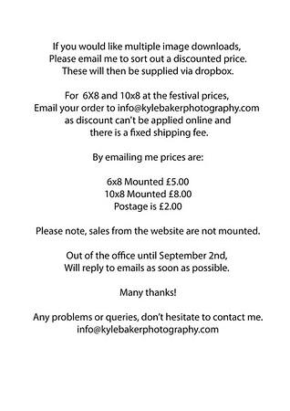 Order details. PLEASE READ