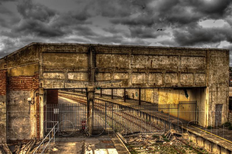 Folkstone Harbour railway station