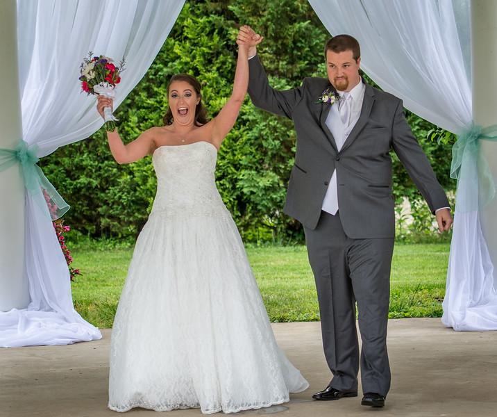 Nathan and Tiffany Reese Wedding - May 14, 2016
