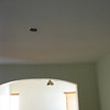 no ceiling fixture in dining room