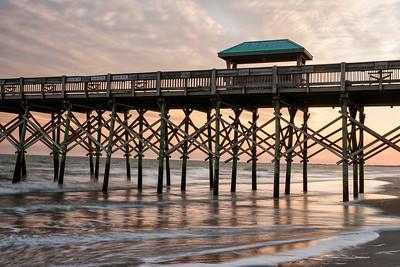 Spring at Folly Beach