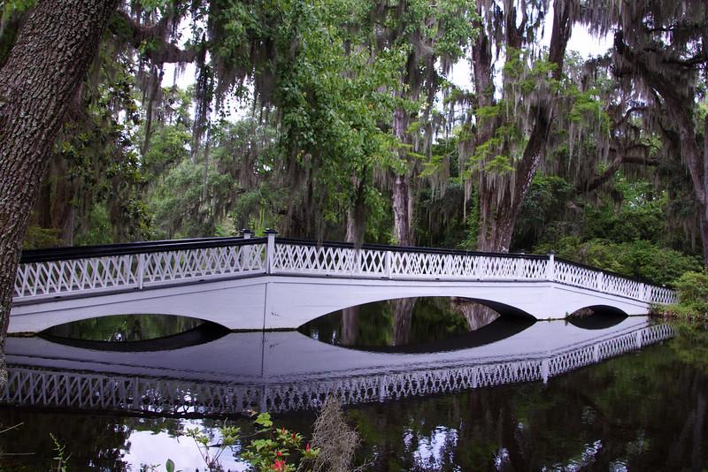 2275 White Bridge Reflection