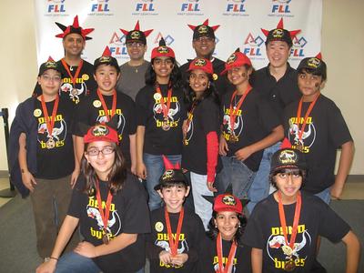 2010 Body Forward NorCal FLL Championship
