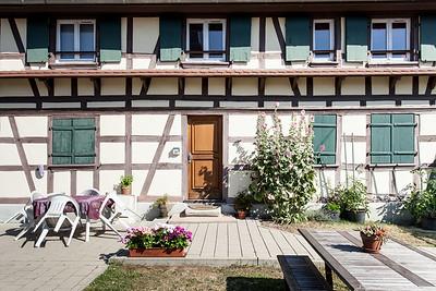 juillet 2015, Fegersheim, Bas-Rhin