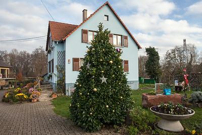 décembre 2015, Fegersheim, Bas-Rhin