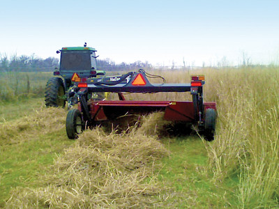 HarvestingSwitchgrass