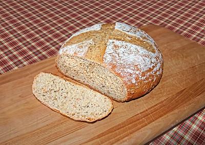 Homemade Artisan Bread
