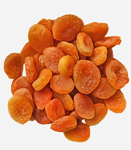 Sweet dried apricots for a number of dishes,