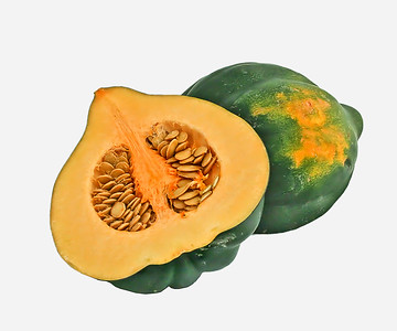 an example of a fresh acorn squash