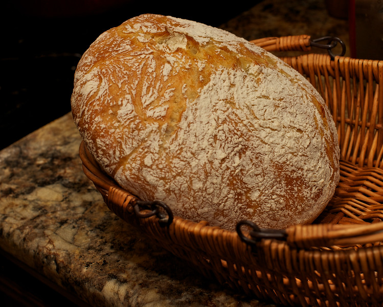 Rustic sour dough