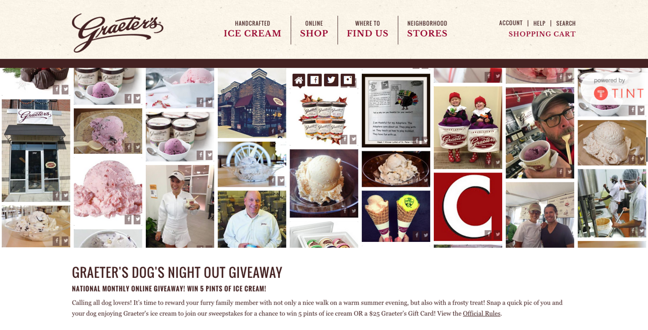 Graeter's Ice Cream Giveaway