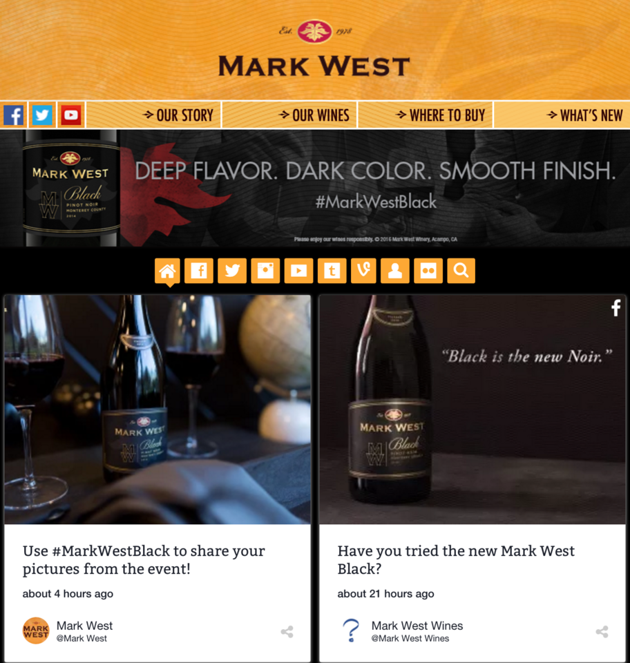 Mark West Wines