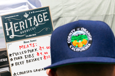 Heritage Barbeque Pop-Up