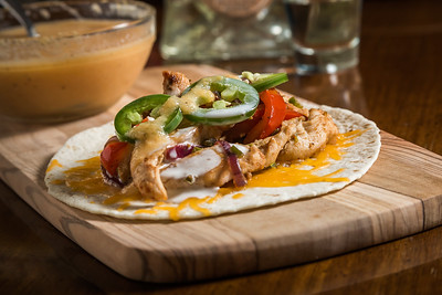 Hello Fresh: Chicken Fajita