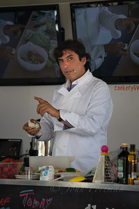 Jean-Christophe Novelli at Newmarket