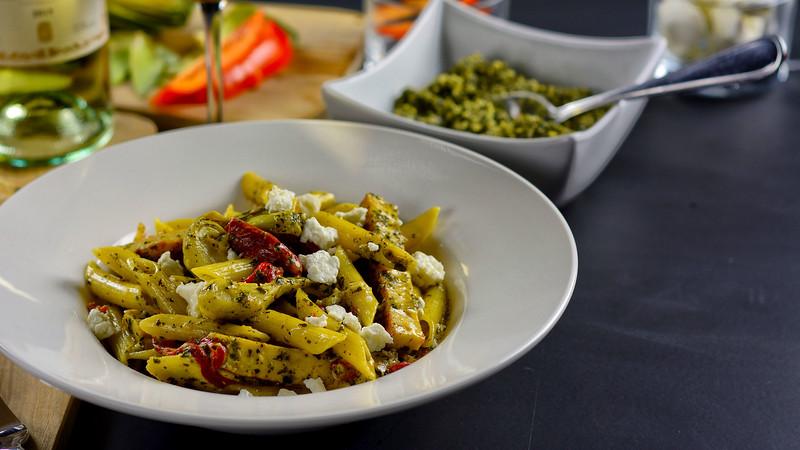 Tuscan Pesto