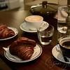 Coffee på Hotel Sanders