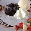 Chocolate Lava Icecream