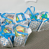 Catholic Charities of Worcester County in Leomisnter had a stocked food pantry on Monday, March 16, 2020. They are filling bags up with food for families ahead of time so that when they show up they spend less time there to help with the social distancing.  SENTINEL & ENTERPRISE/JOHN LOVE