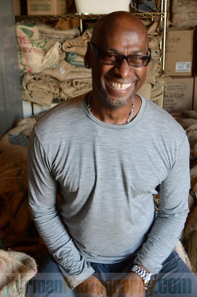 Coffee Roaster Greg Stivers KCI_0233