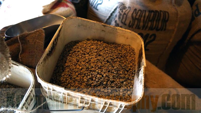 Raw coffee DSC00534