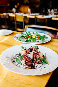 Blind Pig Bistro Seattle Food Photos
