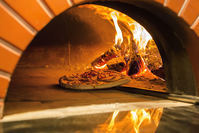 Wood Fired Pizza at China Pie in Seattle