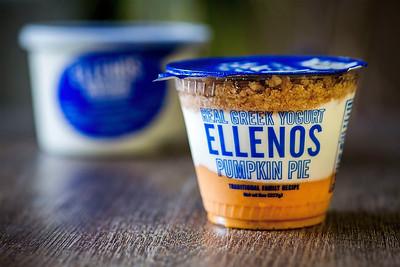Ellenos Pumpkin Pie Greek Yogurt