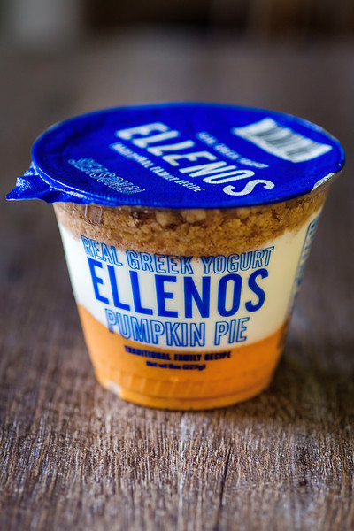 Ellenos Pumpkin Pie Greek Yogurt