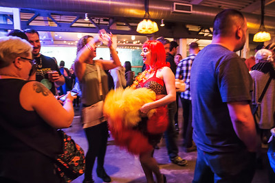Ring of Fire After Party at Feast Portland 2016