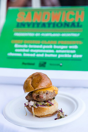 Feast Portland 2016 - Sandwich Invitational